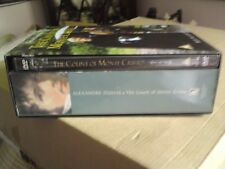 Gérard Depardieu in The Count Of Monte Cristo DVD + Book, FREE-MAILING.