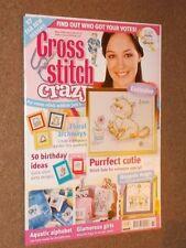 May Cross Stitch Crazy Craft Magazines