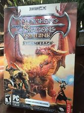 Dungeons & Dragons Online: Stormreach - PC  -Complete