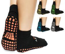 ABS Yoga Pilates Gym Anti Rutsch Noppen Socken Stoppersocken Damen Herren