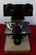 LEITZ laborlux K microscopio 4 obiettivi