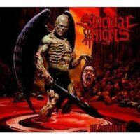 "SUICIDAL ANGELS ""BLOODBATH (LTD.)"" CD NEW+"