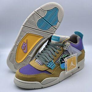 Nike Air Jordan 4 Retro SP - Union Los Angeles - Desert Moss - Size 11.5 Mens