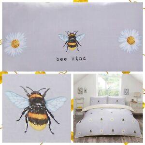 Bedding Heaven®  BEE KIND - BEES - DAISY - DUVET COVER SET