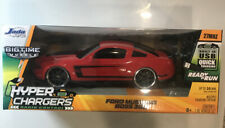 Hyperchargers - Radio-Control Car - Red - Ford Mustang Boas 302 FAST SHIPPING