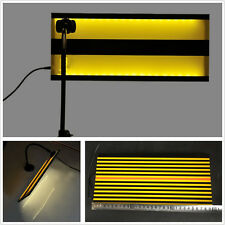 Professional Led Line Board Light Lamp Car Paintless Pit Dent Testing Repair Kit