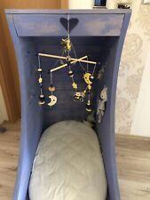 Kinderbett Stubenwagen Mondwiege