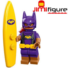 NEW LEGO Minifigures Vacation Batgirl Batman Movie Series 2 71020 Surf Beach