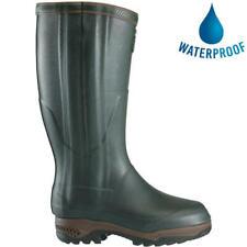 Aigle Parcours 2 ISO Open Wellington Mens Neoprene Zip Wellies Boots Size 7-12