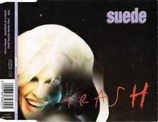 Suede Maxi CD Trash - Europe (M/EX+)