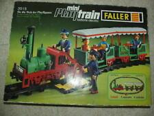 vintage TRAIN electrique FALLER avec boite  REF 3515