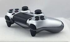 Sony PS4 contrôleur Dualshock 4 personnalisé Modded Silver Grey 90