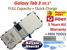 """Battery For Samsung Galaxy Tab 3 10.1"""" Gt-p5200 Gt-p5220 Gt-p5213 Tablets T4500e"""