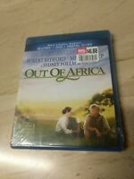 Out Of Africa Blu-ray DVD Robert Redford , Meryl Streep