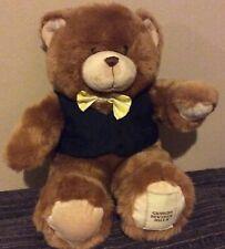 "Giorgio Beverly Hills Brown Teddy Bear 10"""