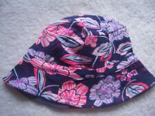 Baby Girl s Bonds Floral Cotton Knit Summer Hat Size M bf597dcca76b