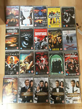 PSP UMD Movies  x 20 new & sealed mixed titles RRP £50+  (box 157)