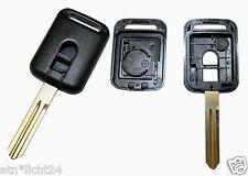 Nissan Schlüssel Geäuse mit Rohling Zwei Tas. Autoschlüssel Patrol Qashqai Micra