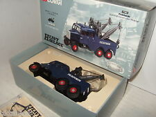 Corgi 17502 Scammell Constructor Wrecker for Pickfords in 1:50 Scale.