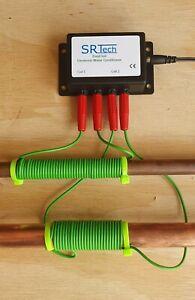 ELECTRONIC WATER DESCALER CONDITIONER SOFTENER HEAVY DUTY.
