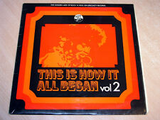 This Is How It All Began Volume 2 LP/The Champs/Little Richard/Sam Cooke