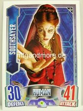 #168 Soothsayer - Alien Attax Doctor Who