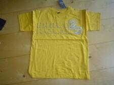 So 11 chemise, jaune de Mills gr. 128-164