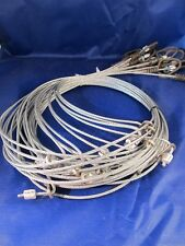 Snares 3/32 7x7 Cable With Slim Lock (1 Dozen)