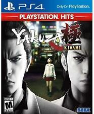 Yakuza Kiwami Playstation Hits PS4 (Sony PlayStation 4) Brand New - Region Free