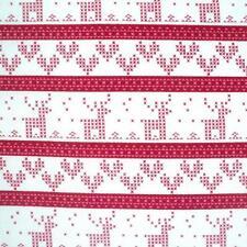 FQ - a maglia Natale punto croce - avorio Copenhagen Print Factory Cotone Stoffa