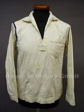 55378, unbekanntes weisses Marinehemd, Bordhemd, Materosen Hemd, Gibson 42