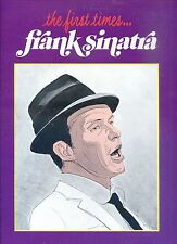 FRANK SINATRA the first times US NEAR MINT LP CAMERON REC