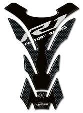 PARASERBATOIO ADESIVI 3D PROTEZIONE SERBATOIO compatibile per MOTO YAMAHA R1 R 1