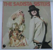 LP VinylThe Sadista Sisters - The Sadista Sisters / Original UK 1976