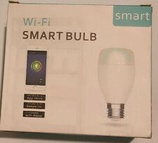 Wifi smart bulb, 2 pack