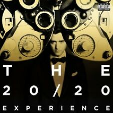 JUSTIN TIMBERLAKE - THE 20/20 EXPERIENCE-2 OF 2 (DELUXE) 2 CD NEW!
