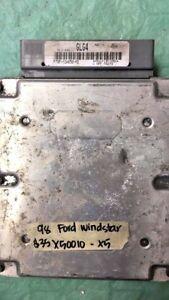 1998 Ford Windstar ecm ecu computer F78F-12A650-FE
