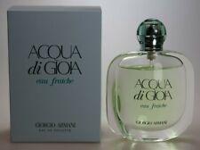 Giorgio Armani Acqua di Gioia eau Fraiche 50ml Eau de Toilette Spray