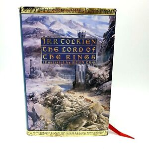 The Lord of the Rings by J. R. R. Tolkien 1991 Illustrated Edition by Alan Lee