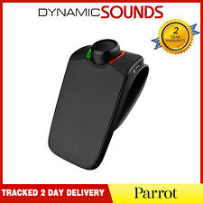 PARROT MINIKIT Neo 2 HD Bluetooth Mobile Phone Handsfree Portable Car Kit -Black