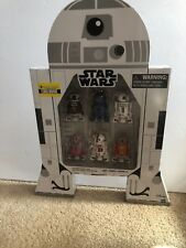 ASTROMECH DROID PACK Star Wars Black Series EE Exclusive R7-F5 D4 QT-KT R2-C2 A5