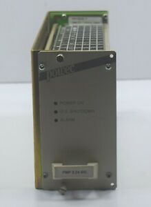 Powec PMP 3.24 SIC 117947 ZM 10 01 100 Rectifier Module Power Supply in 120 Vac