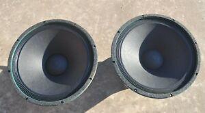 Altec Lansing 803a Vintage Speakers