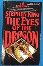 EYES OF THE DRAGON by Stephen King (1988) Signet illustrated pb 1st