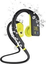 JBL Endurance Dive Waterproof Wireless In-Ear Headphone MP3 Player Black Green