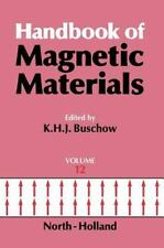 Handbook of Magnetic Materials: Handbook of Magnetic Materials Vol. 12 by...