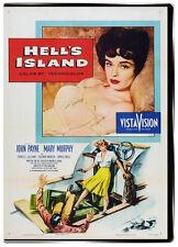 Hell's Island 1955 DVD - John Payne, Mary Murphy