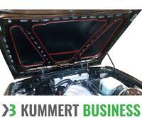 Motorhaubendämmung Dämpfung Isolierung für BMW 3er E30