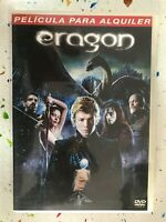 Eragon DVD Draghi Famiglia Fantasy Spagnolo Inglese