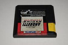 Mario Andretti Racing Sega Genesis Video Game Cart